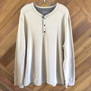 NWOT Eddie Bauer XL Pullover Sweater